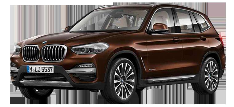 The BMW X3